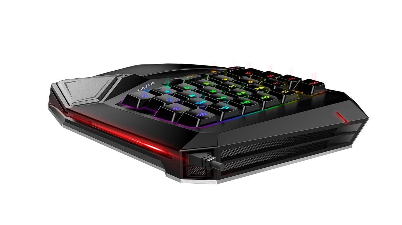 aLLreLi Single-handed Gaming Keyboard